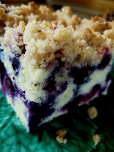 ERNA'S BLUEBERRY BUCKLE