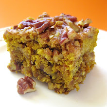 Pumpkin Pecan Blondies