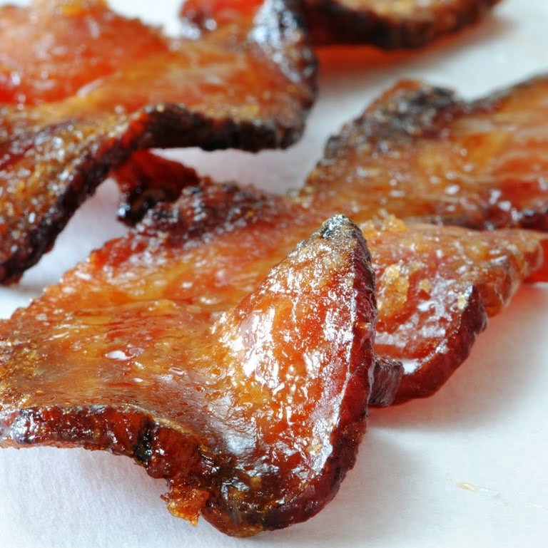 JULES FOOD...: Bacon Candy