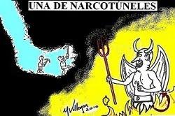 UNA DE NARCOTUNELES/Por Manuel Villegas