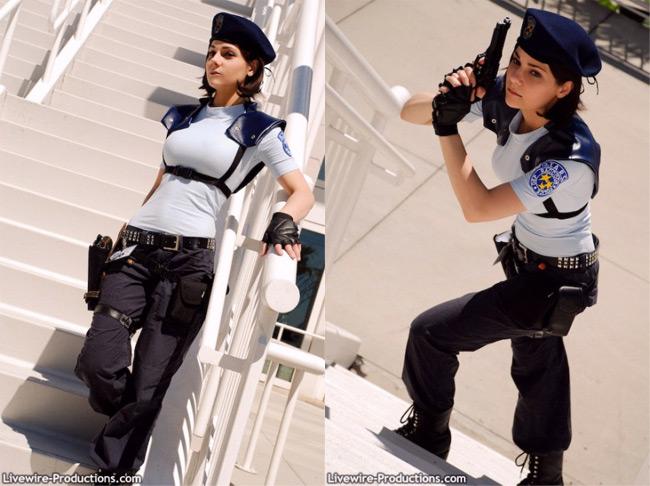 Cosplay de Jeux Capcom Cosplay-01