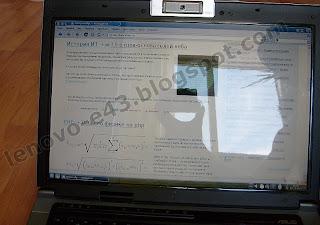 Глянцевый экран ASUS F5RL