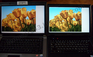 Ноутбуки Asus F5RL (слева) и Lenovo E43 (в центре)