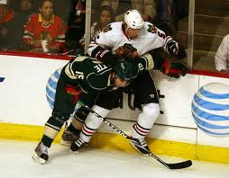Chicago Blackhawks and Minnesota Wild