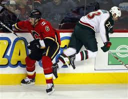 Minnesota Wild and Calgary Flames