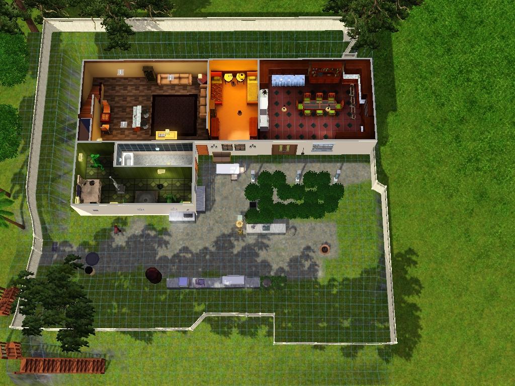 casa objeto sims 2: