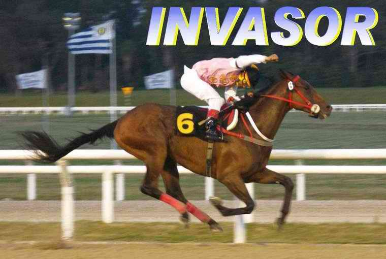 INVASOR. UN CRACK TOTAL