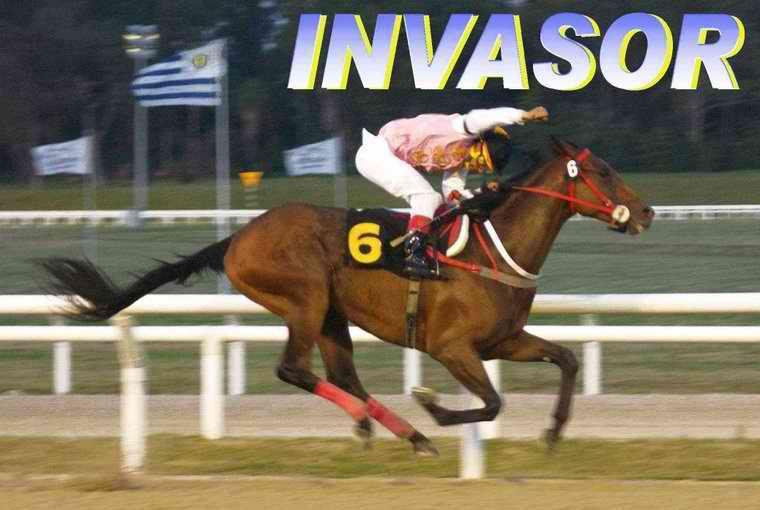 INVASOR. UN CRACK TOTAL