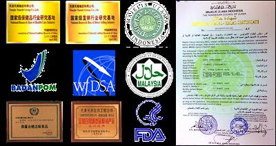 Berikut adalah daftar penghargaan yang telah diraih Tianshi dari segi ...
