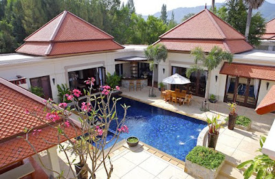 Phuket luxury villas for rent phuket beach houses phuket for Luxury holiday rentals uk