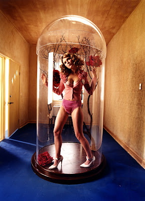 Kirsten Dunst by David LaChapelle