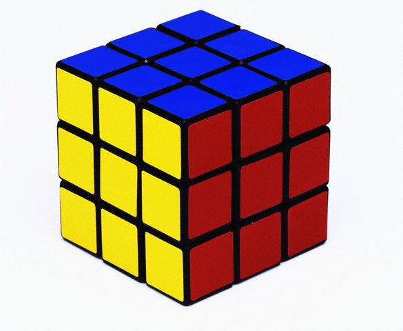 rumus rubik 3x3