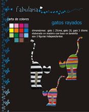 GATOS RAYADOS