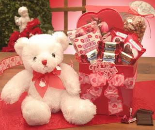 Valentine Gift Basket Gallery