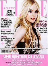 Revista Elle Quebec 2006