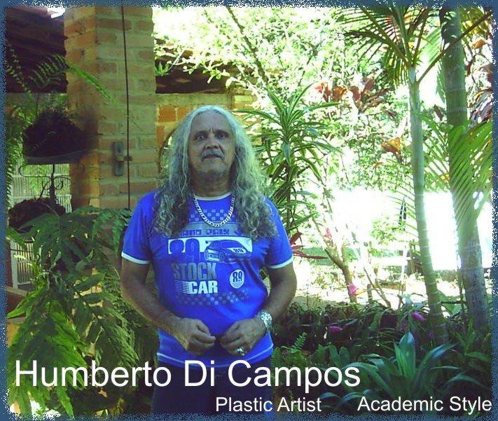 Plastic Artist Humberto Di-Campos