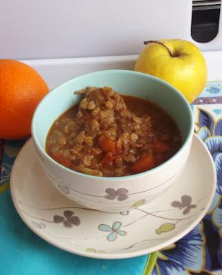 La Cuisine Testée De Nabila Chorba Aux Lentilles Carottes Selon Adel - Cuisine testée
