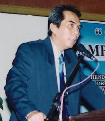Profil Ketua DP Kota Bekasi (Periode III : Tahun 2009-2011)