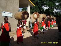 Tambourinaires Ruyigi
