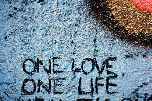 Love Is Life But Life Is Not Love