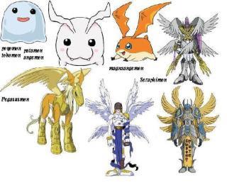 Digimon Digievolution+Patamon