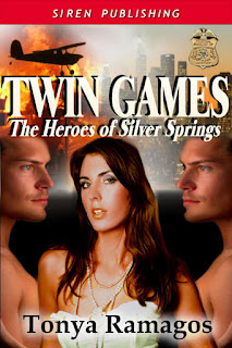 Twin Games by Tonya Ramagos