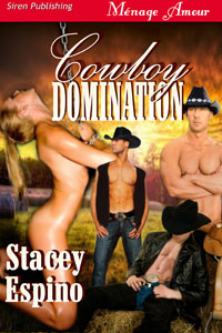 Cowboy Domination by Stacey Espino