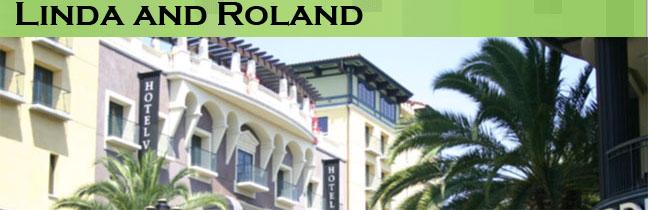 Linda and Roland's Wedding Blog