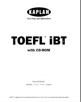 Kaplan TOEFL iBT