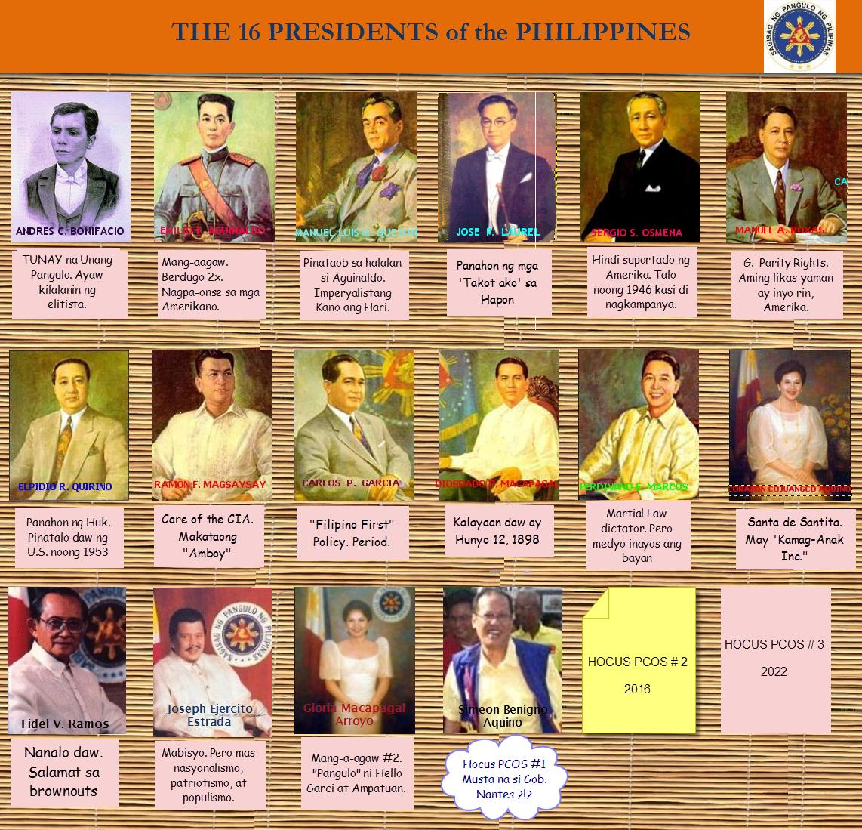 Pakibasa rin ho ang: The Hacking of the Supremo, Unang Bahagi