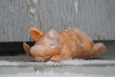 The Creepy Pig