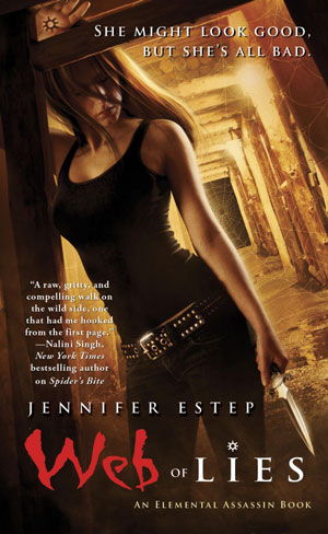 Web of Lies Jennifer Estep