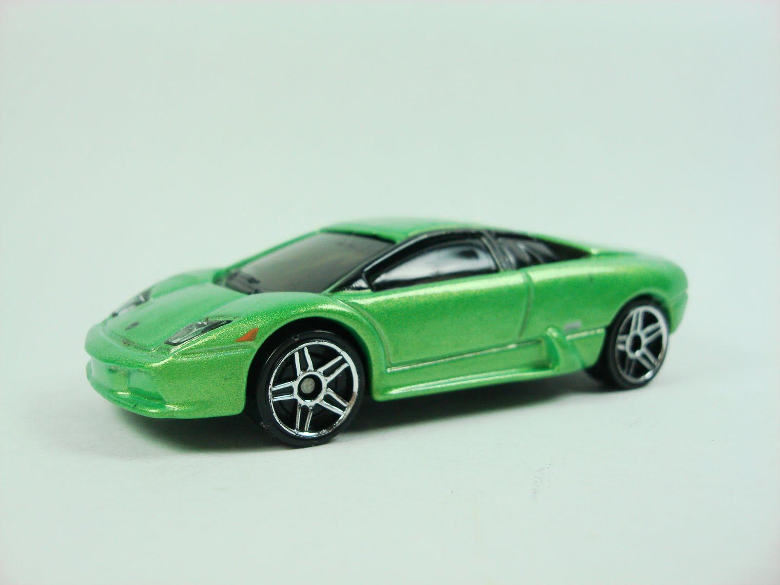 ZTs Dream Garage Hot Wheels Lamborghini Murcilago