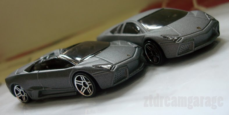 Hot Wheels 2009 New Models Lamborghini Reventon & 2010 New Models