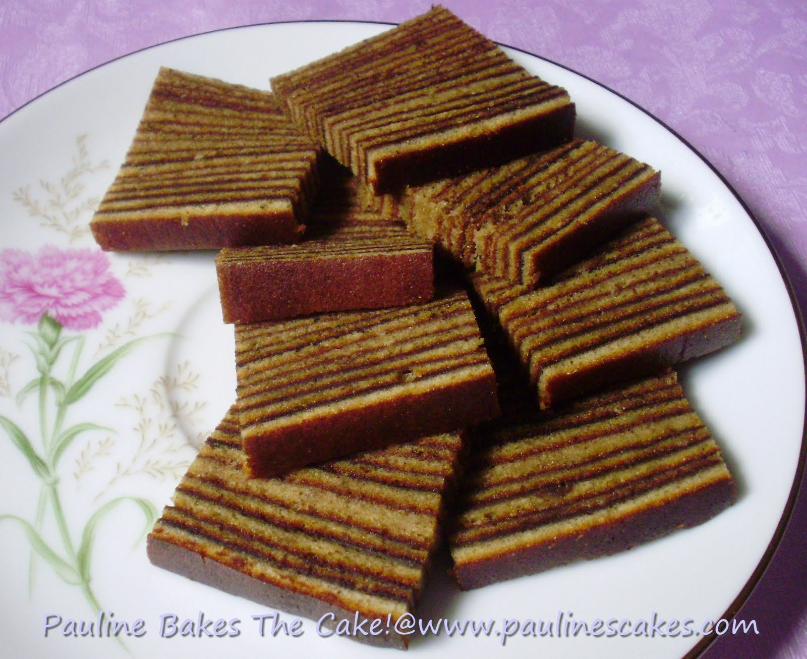 How To Make Indonesian Layer Cake