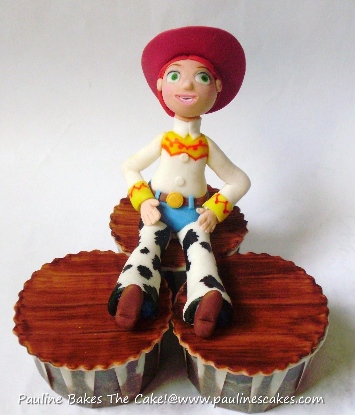 Toy Story Jessie Cowgirl