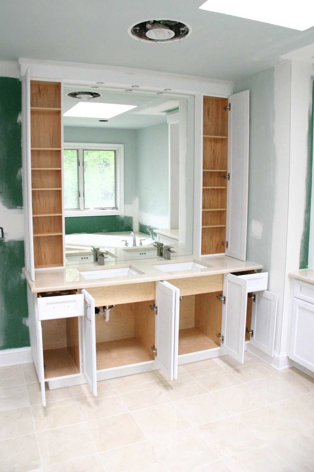 Bathroom Vanities With Upper Cabinets With Fantastic Pictures ...