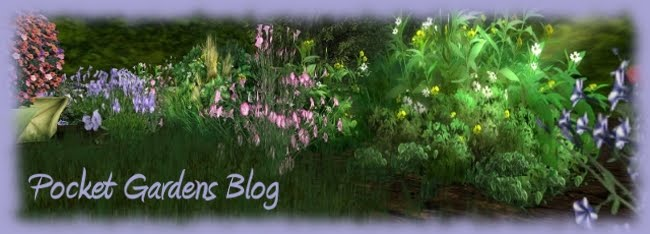Pocket Gardens blog