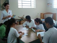 IPC - PROJETO INTERPRETAÇÃO - Leitura, Poesia e Arte 2009