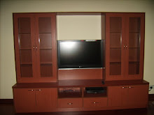 Exp. of Built in TV Cabinet