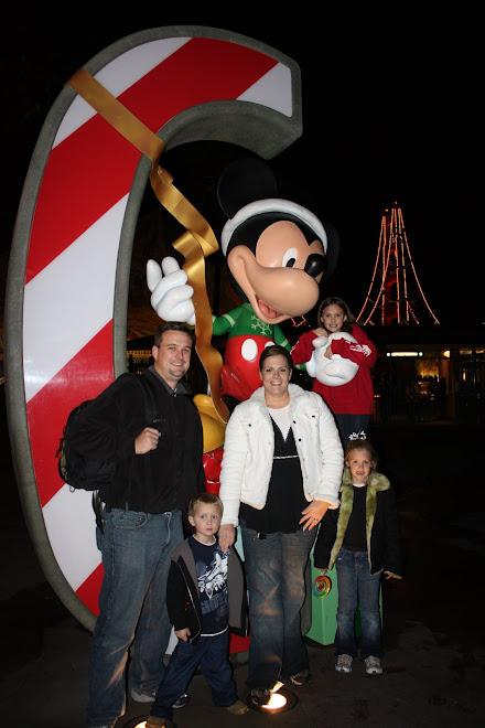 Disney Christmas 2008