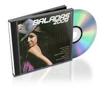 Músicas CD Baladas 2009