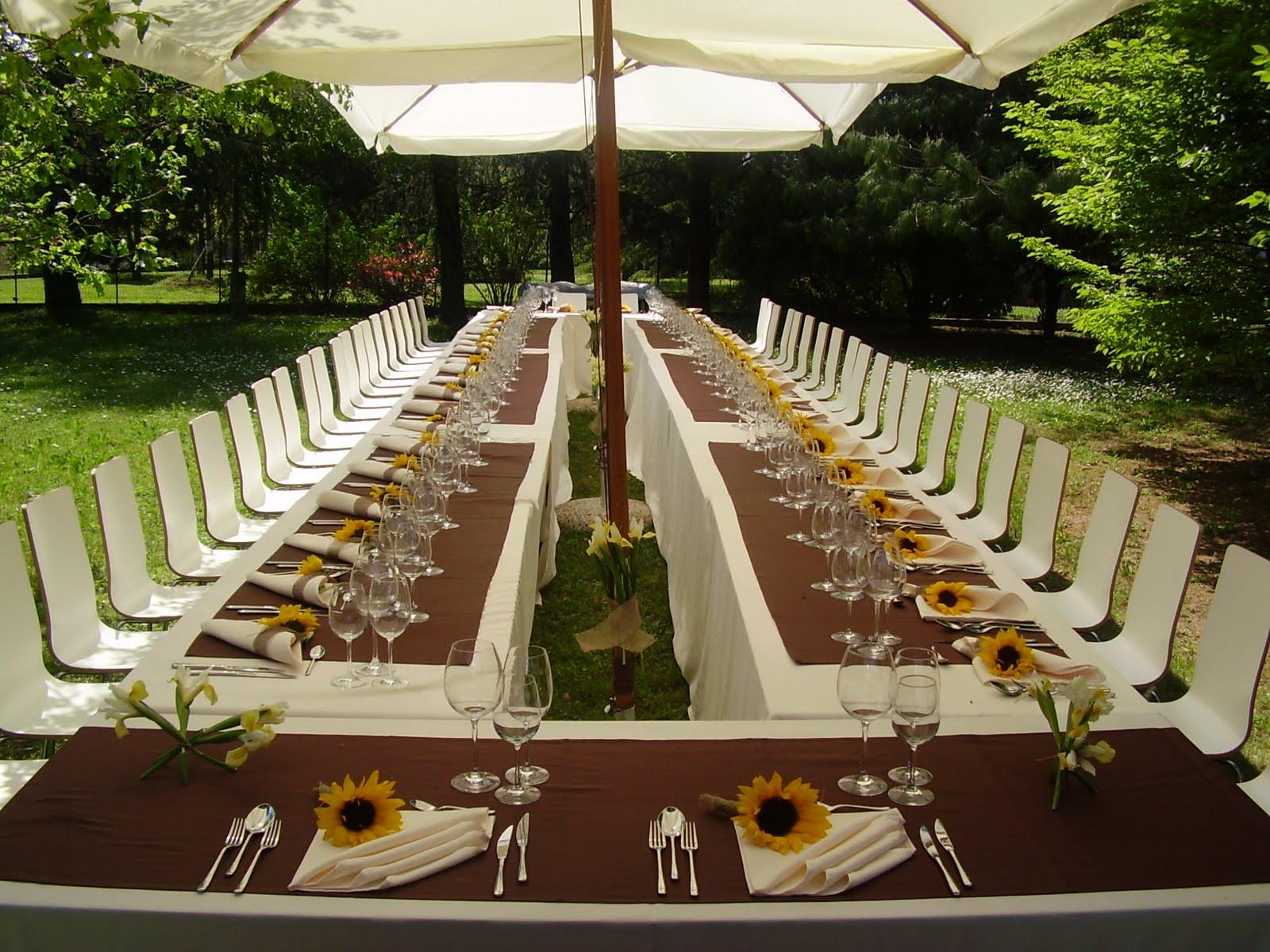 Allestimenti Matrimonio Rustico : Tutti insieme appasionatamente atmospherae fine catering