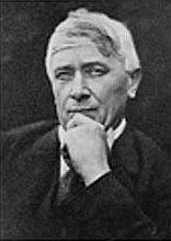 Maurice Maeterlinck (retratado por Alvin Langdon Coburn)