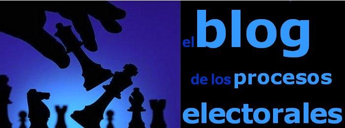 El blog de los procesos electorales
