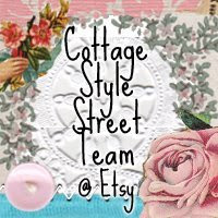 Cottage Style Street Team on Etsy