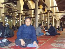 Masjid Universitas Al Azhar Kairo