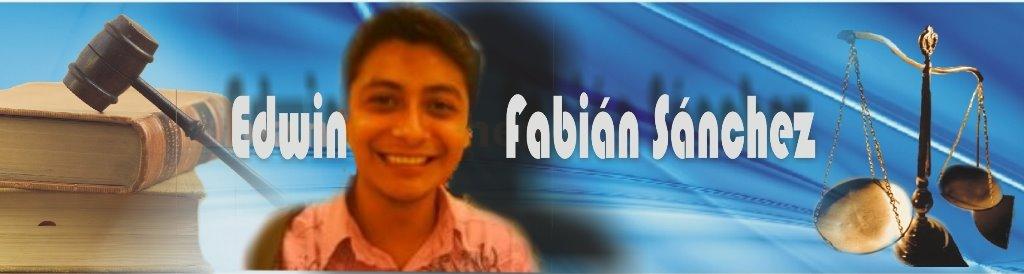 Edwin fabian sanchez