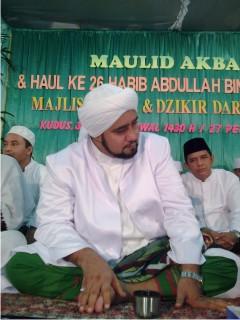 Habib Syech Bin Abdulkadir Assegaf