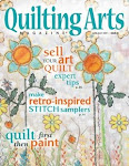 June/July 2009 issue of Quilting Arts Magazine